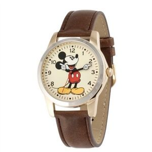 Disney Unisex Mickey Mouse Oversized Watch